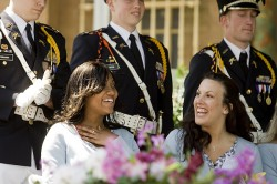 Amisha Gomes finds out shes the Tulip Queen