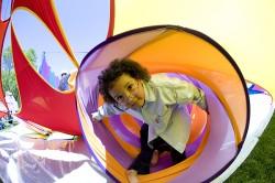 fun in the kid zone