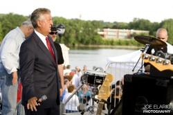 mayor jennings, on deck