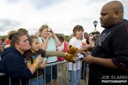 Ruben & fans