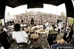 Ruben Studdard & his band
