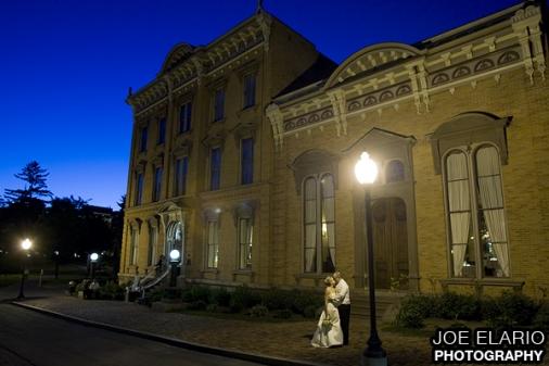 jess & jon at twilight