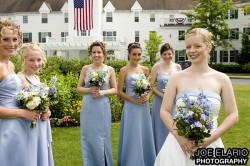 Danica & her bridesmaids