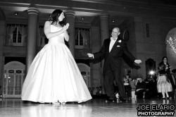 bride & her father