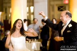 abigail & dad dance