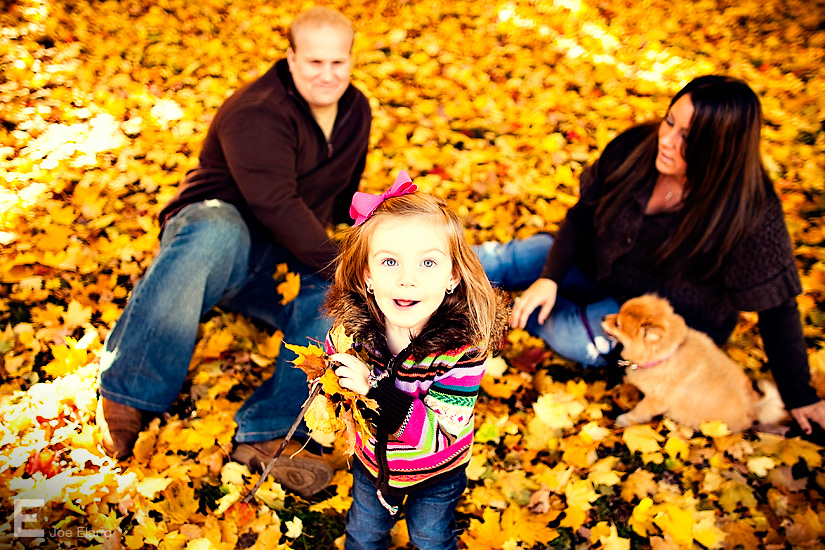 gianna, mom & dad: washington park