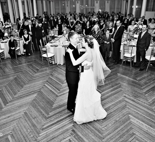 katie & brian: canfield casino wedding