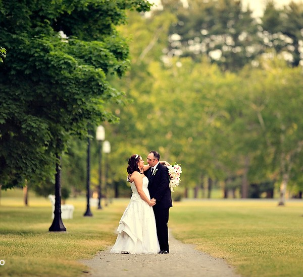 jessica & lee: hall of springs