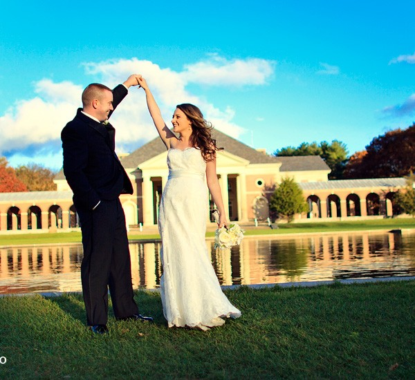 jessica & jeff: hall of springs