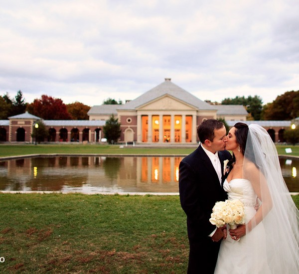 jessica & phil: hall of springs
