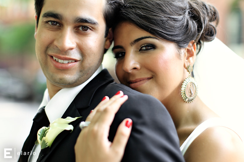 fab307225fd Franklin Plaza Wedding Photos | Tiffany & George