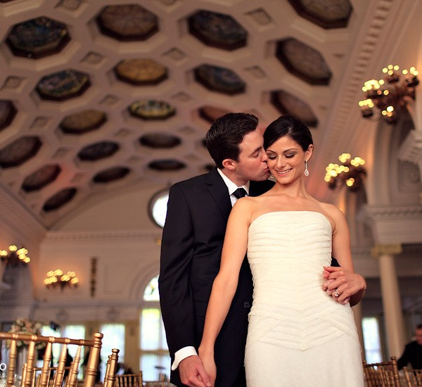 christine & dan: canfield casino