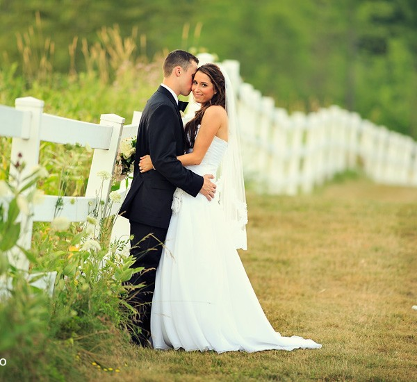 melissa & matt: saratoga national golf club