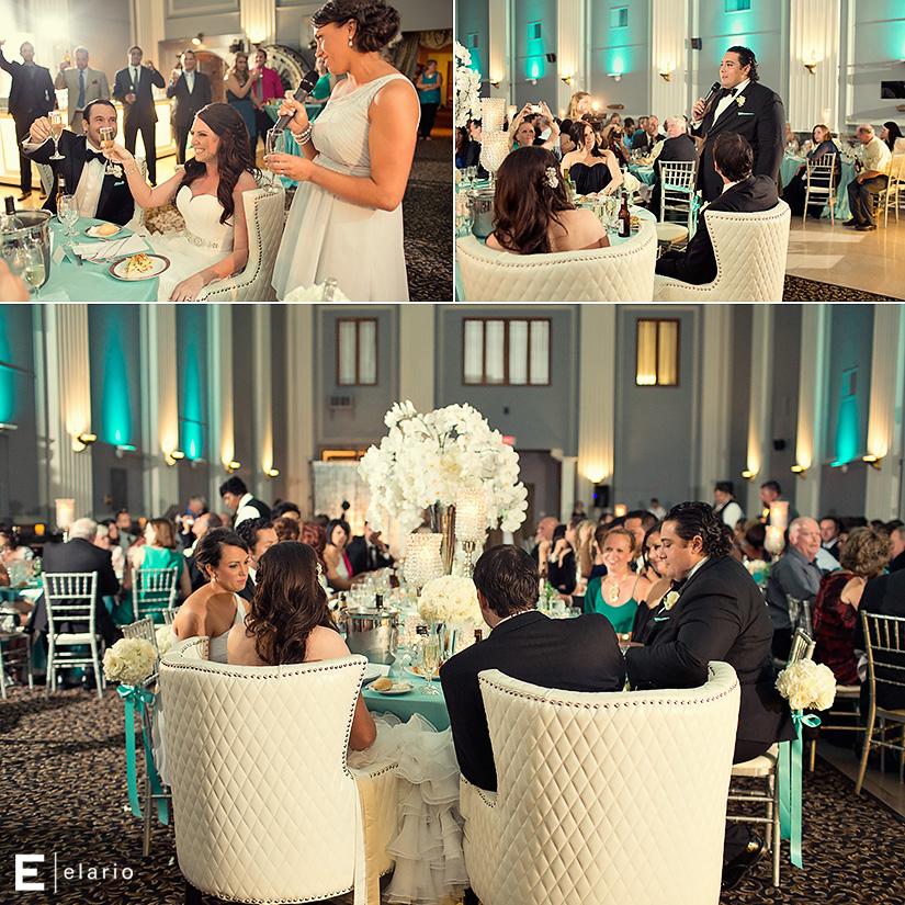 Key hall wedding