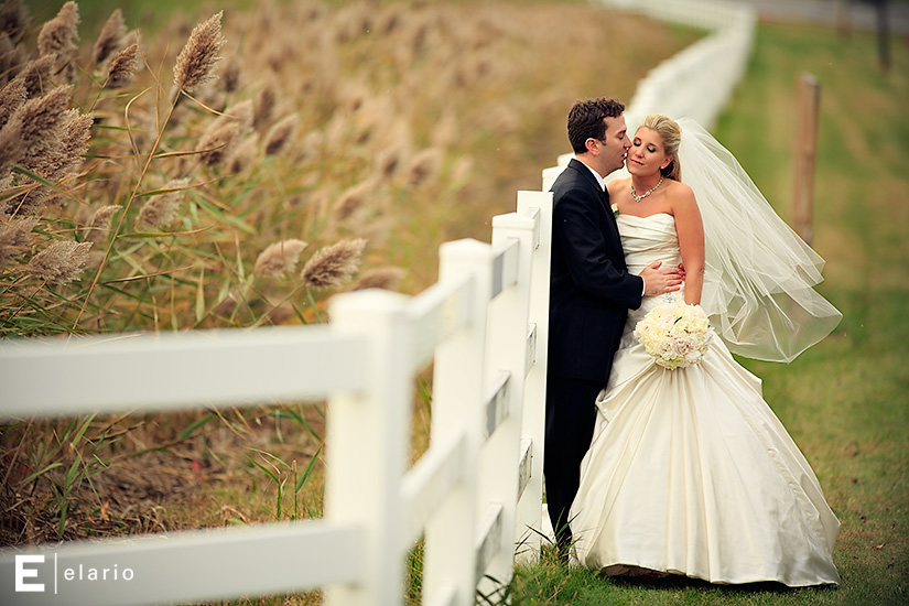 madeline & chris: saratoga national golf club