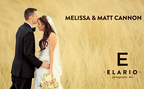 melissa + matt: their experience