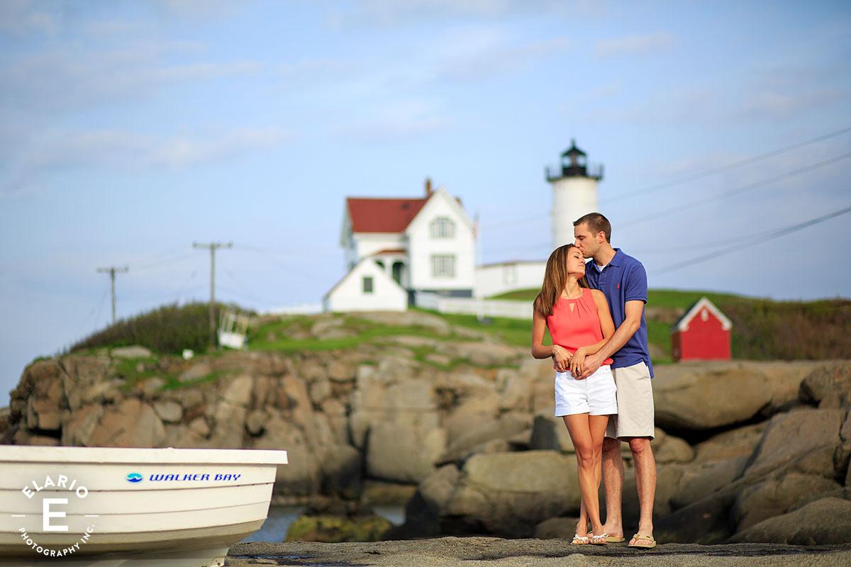 Nubble Lighthouse York Beach Maine The Best Beaches In World