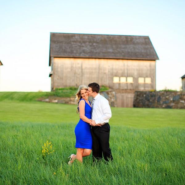 Krystal & Kyle's Historic Barns of Nipmoose Photos