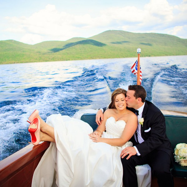 Alex & Geoff's Wedding Photos at The Sagamore