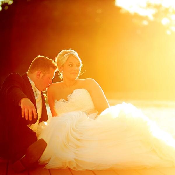 Ashley & Will's Glen Sanders Mansion Wedding Photos