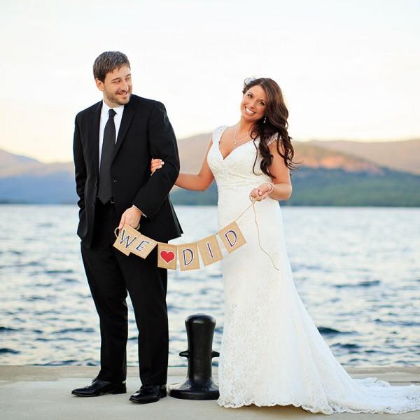Kristy & Aaron's Wedding Photos at The Sagamore