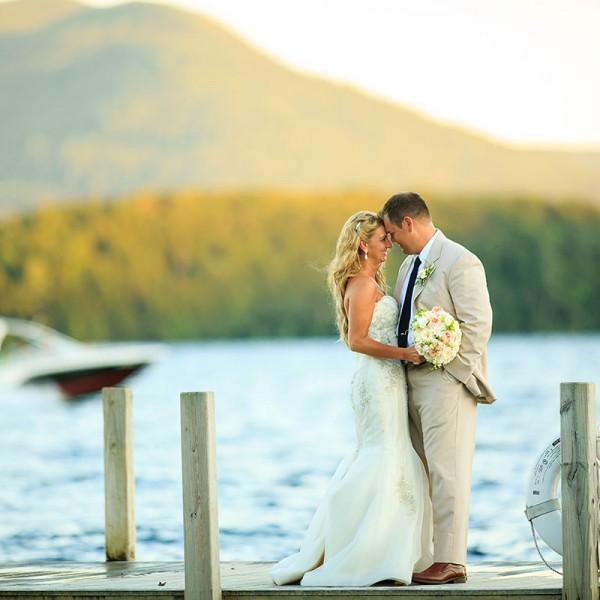 Michelle & Bob's Wedding Photos at The Sagamore