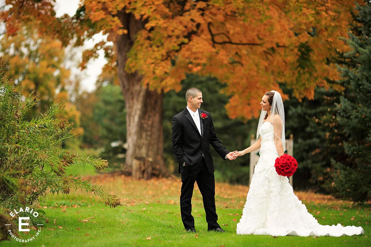 Mohawk wedding