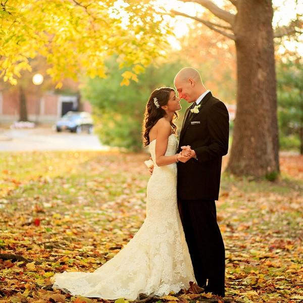 Heather & Corey's Hall of Springs Wedding Photos