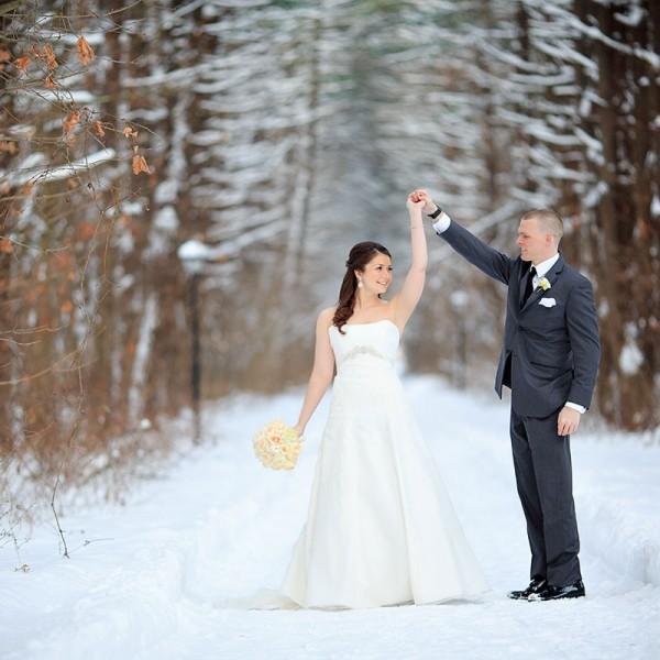 Ashleigh & Dave's Hall of Springs Wedding Photos
