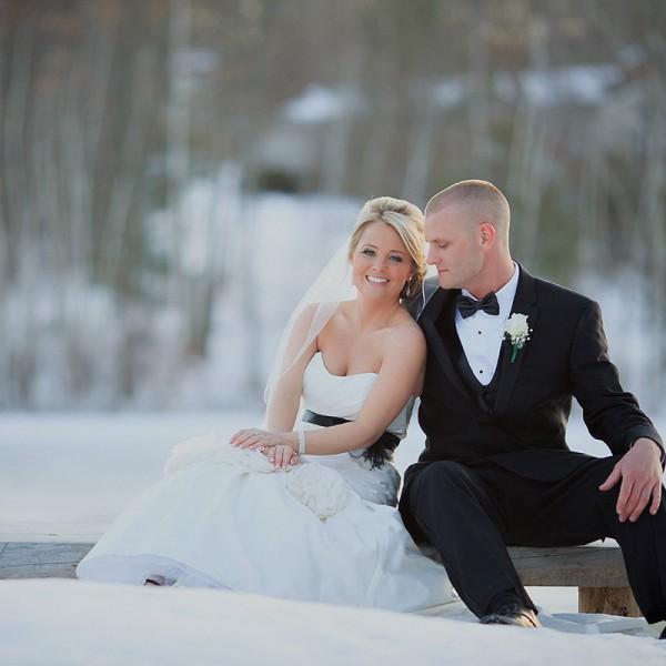 Lauren & Nick's Crooked Lake House Wedding Photos