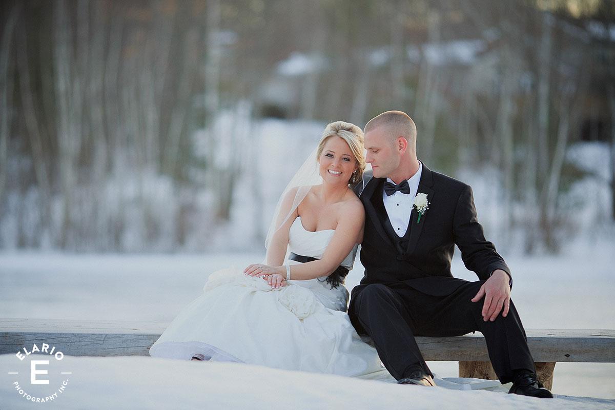 Crooked Lake House Wedding Photos | Lauren & Nick