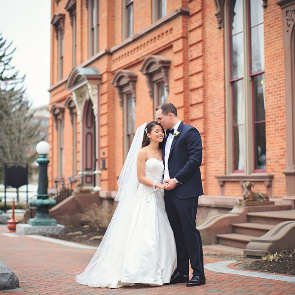 Krystal & Adam's Canfield Casino Wedding Photos