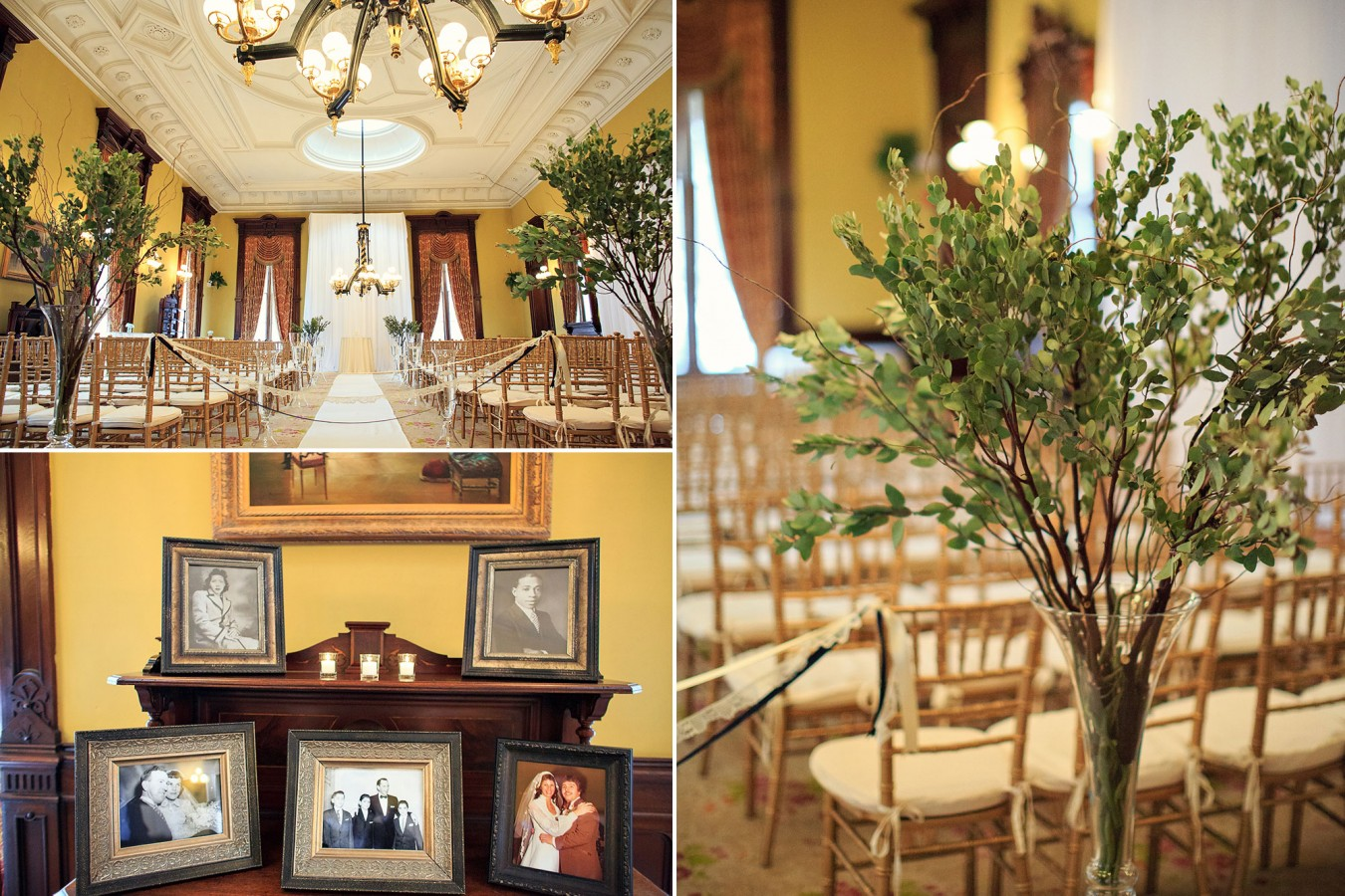 Canfield casino wedding prices
