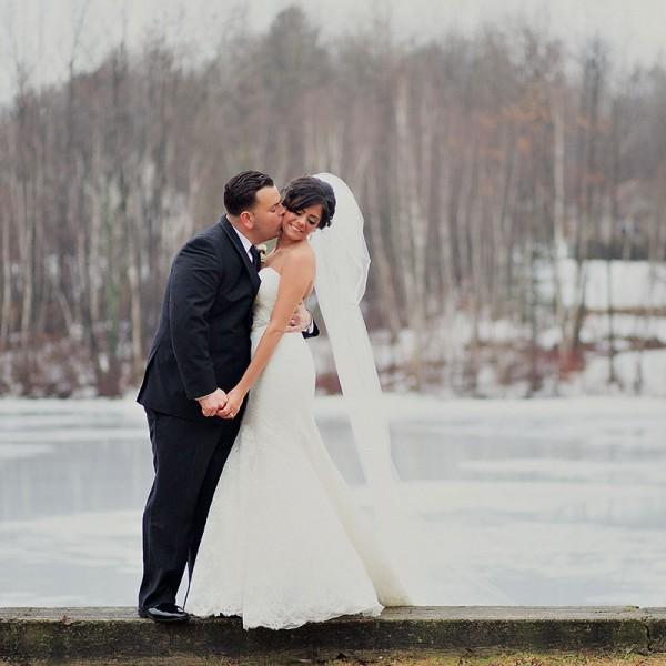 Brooke & Mark's Crooked Lake House Wedding Photos