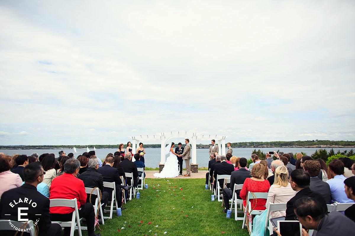 Newport RI Wedding Photos | Tiffany & Ryan