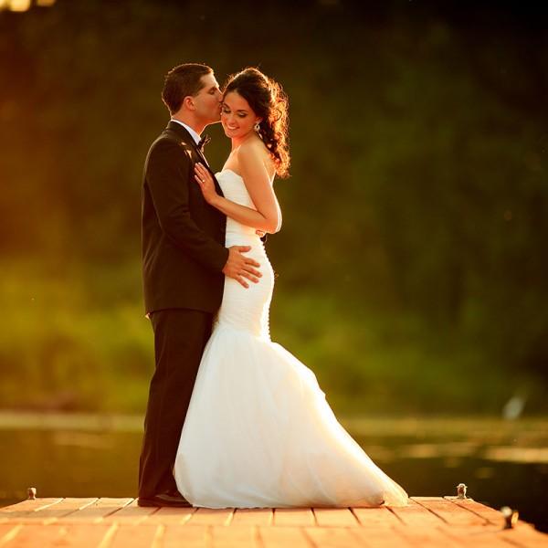Erica & Ed's Glen Sanders Mansion Wedding Photos