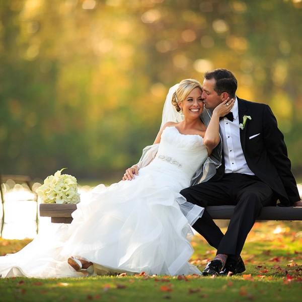 Kristen & Steve's Crooked Lake House Wedding Photos