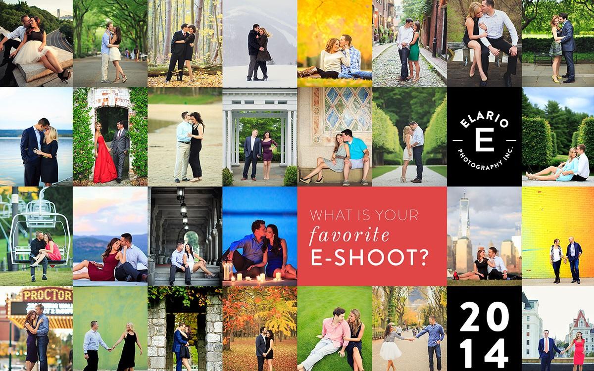 Favorite Engagement Shoot 2014 Contest