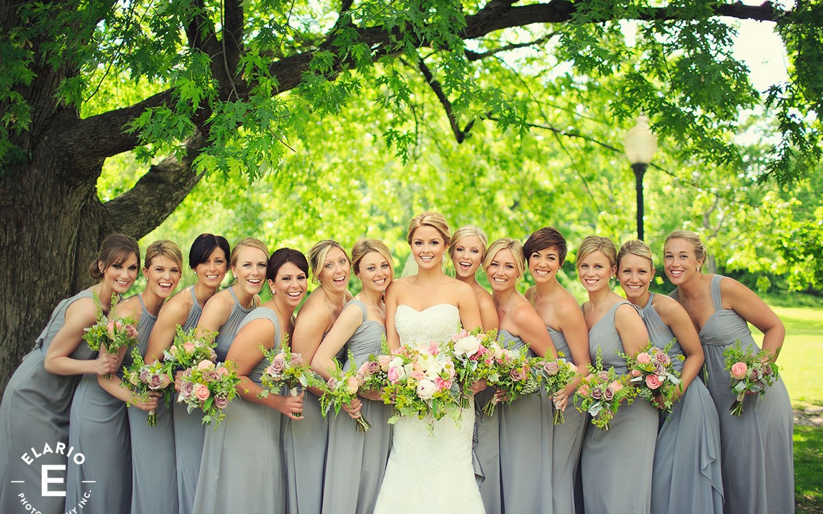 Best of the Bridesmaids 2014