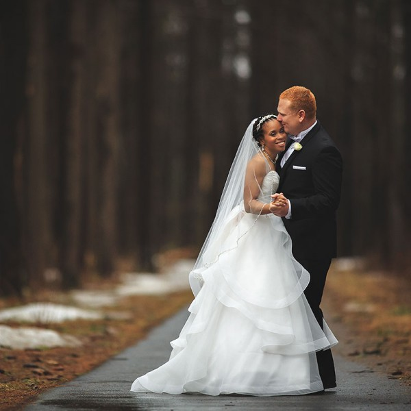 Tanea & Ronnie's Hall of Springs Wedding Photos