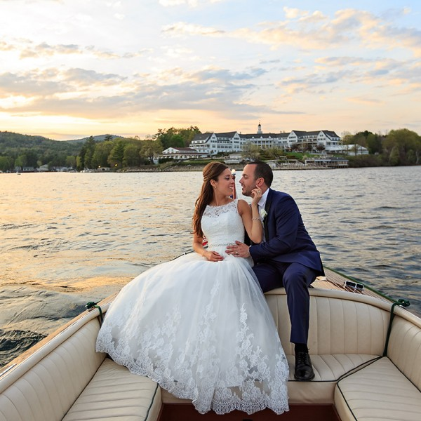 Krista & Chase's Sagamore Wedding Photos