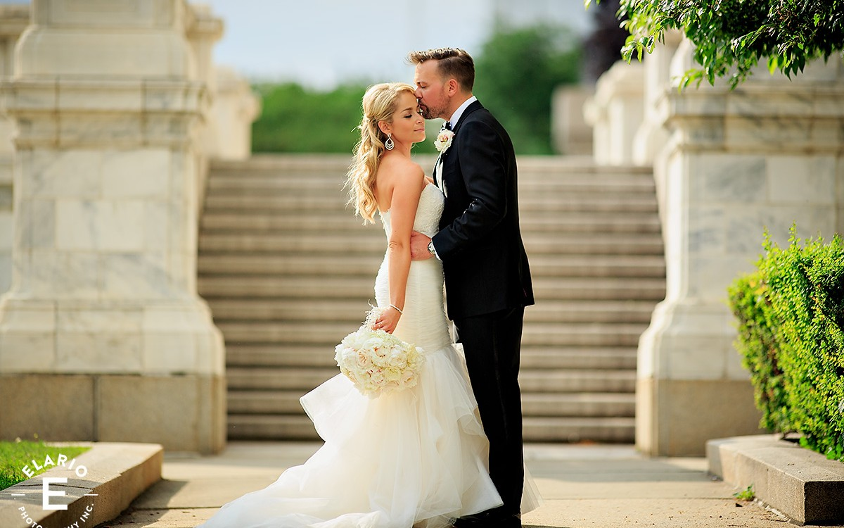 Anya & Steve's 60 State Place Wedding