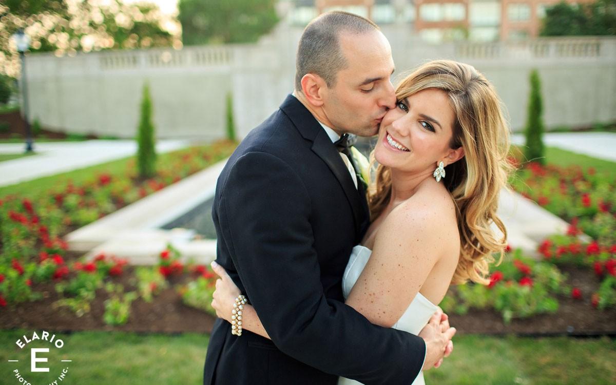 Kelly & Brian's Canfield Casino Wedding Photos
