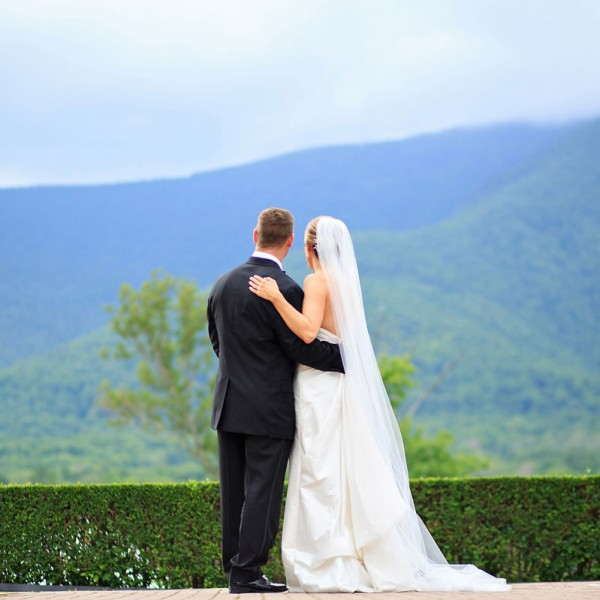 Jessica & Jason's Hildene Estate Wedding Photos