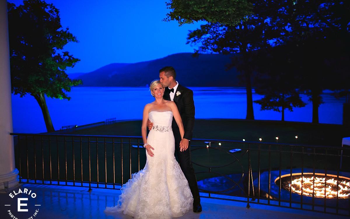 Kait & Chad's Otesaga Wedding Photos