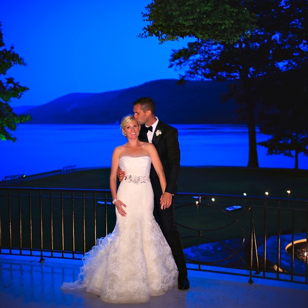 Kait & Chad's Otesaga Wedding Photos
