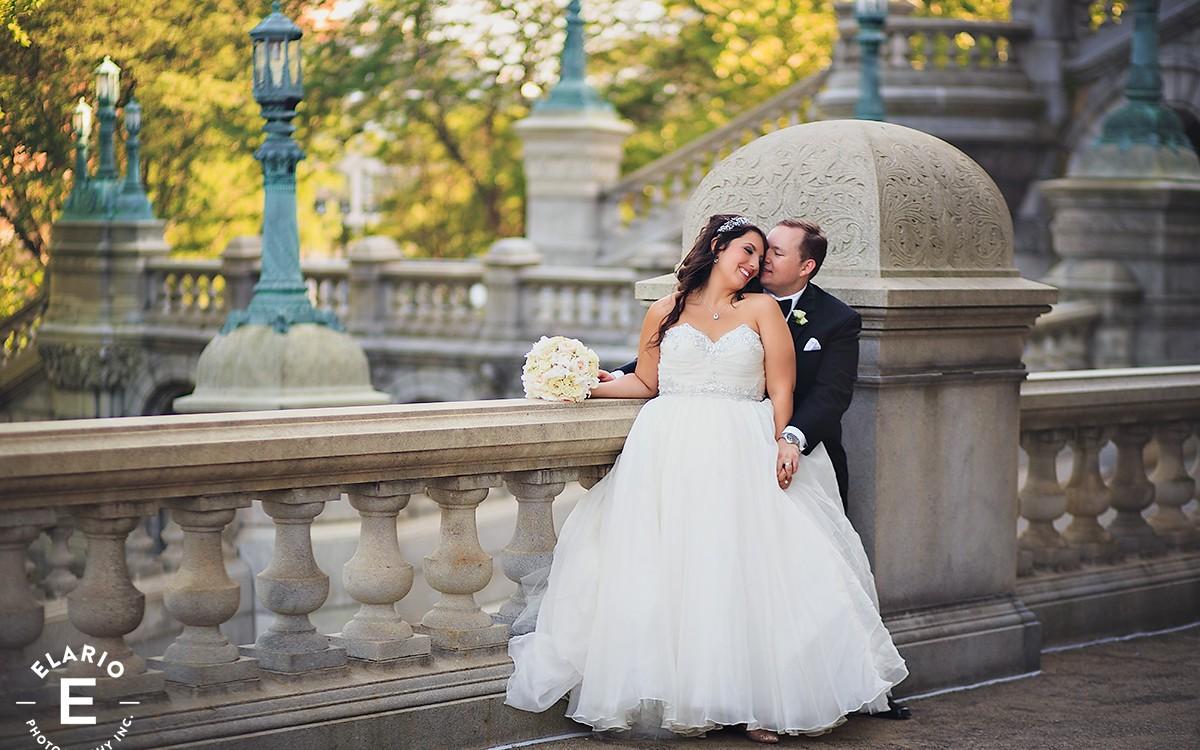 Angela & Rob's State Room Wedding Photos