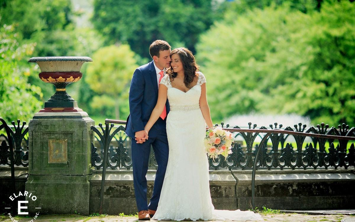 Liz & Dan's Canfield Casino Wedding Photos