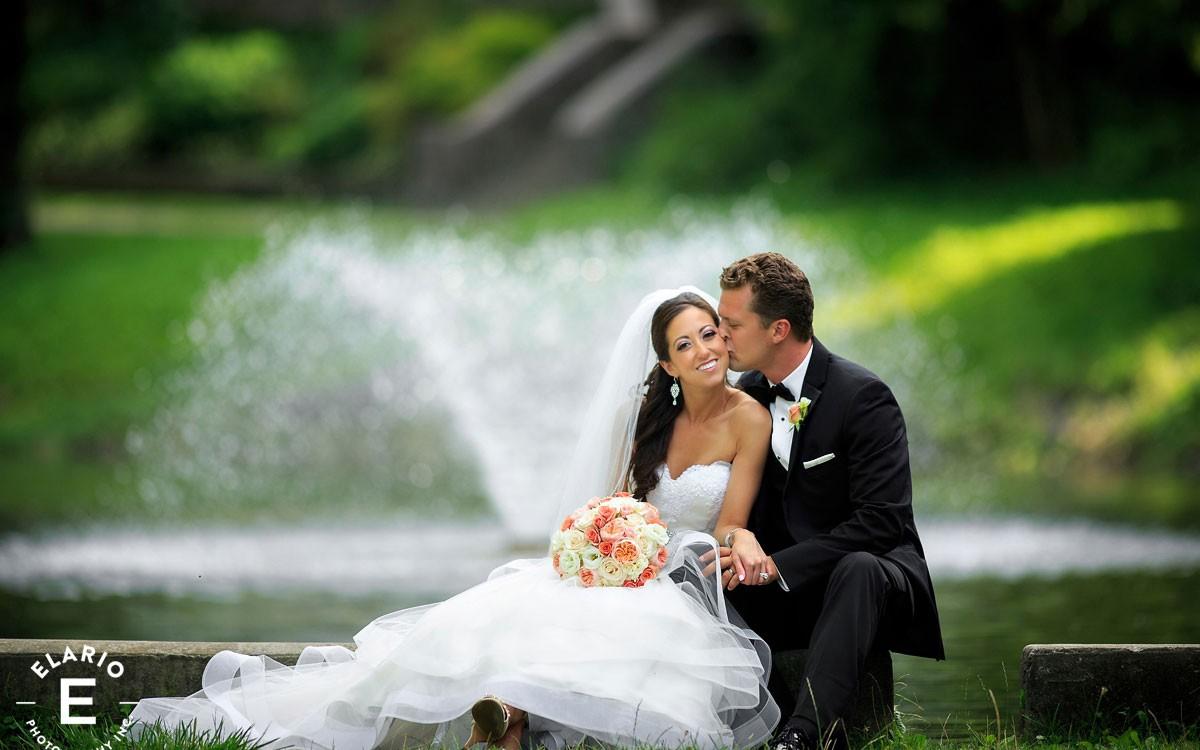 Maritza & Andrew's Canfield Casino Wedding Photos