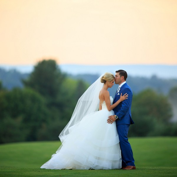 Amanda & Dustin's Troy Country Club Wedding Photos